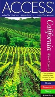 Access California wine country PDF