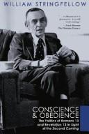 Conscience & Obedience by William Stringfellow