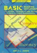 Basic reading inventory PDF
