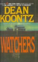 Cover of: Watchers by Dean Koontz