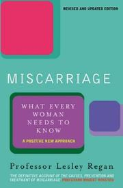 Miscarriage by Lesley Regan