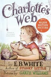 Cover of: Charlotte's Web (Trophy Newbery) by E. B. White