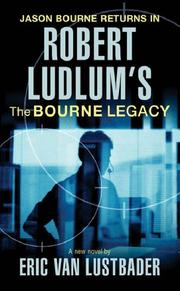 Robert Ludlum's the Bourne Legacy PDF