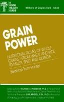 Grain Power (Good Health Guides) PDF