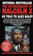 Cover of: The Autobiography of Malcolm X by Malcolm X