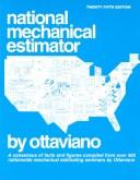 National mechanical estimator by Victor B. Ottaviano