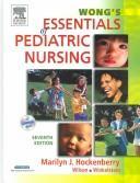 Wong's essentials of pediatric nursing PDF
