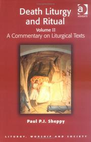 Death Liturgy and Ritual PDF