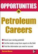 Opportunities in petroleum careers PDF