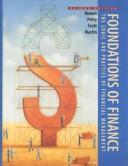Foundations of Finance by Arthur J. Keown