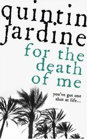 For the Death of Me (Oz Blackstone Mysteries)