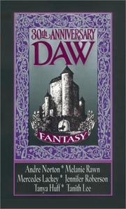 Cover of: Fantasy DAW 30th anniversary by edited by Elizabeth R. Wollheim and Sheila E. Gilbert.
