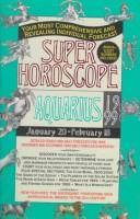 Super Horoscopes 1999 PDF