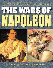 The wars of Napoleon by Albert Sidney Britt