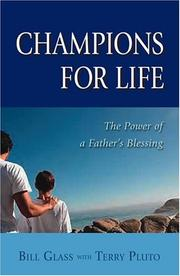 Champions for Life by Terry Pluto