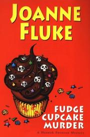 Fudge cupcake murder by Joanne Fluke