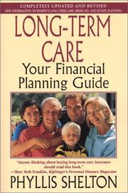 Long-Term Care: Your Financial Planning Guide PDF