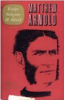 The Complete Prose Works of Matthew Arnold by Matthew Arnold