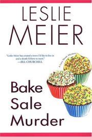 Cover of: Bake Sale Murder by Leslie Meier