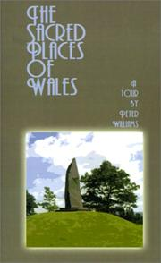 The Sacred Places of Wales PDF