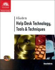 A Guide to Help Desk Technology, Tools and Techniques PDF