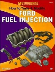 How to tune & modify Ford fuel injection by Watson, Ben