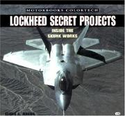 Lockheed Secret Projects PDF