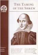 Cover of: Taming of the Shrew (French Acting Edition) by William Shakespeare