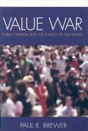 Cover of: Value War by Paul Brewer