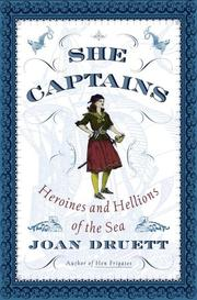 She Captains by Joan Druett