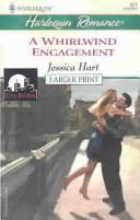 A Whirlwind Engagement (City Brides) (Harlequin Romance, No. 611) Larger Print PDF