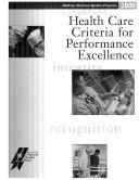 Health Care Criteria for Performance Excellence PDF
