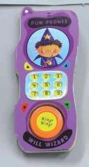 Will Wizard (Fun Phones) PDF
