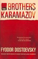 Cover of: Brothers Karamazov by Fyodor Mikhailovich Dostoyevsky