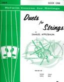 Duets for Strings by Samuel Applebaum