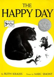 The Happy Day by Ruth Krauss