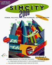SimCity 2000 by Nick Dargahi, Michael Bremer