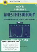 Yao and Artusio's Anesthesiology, Fifth Edition, for PDA PDF
