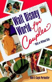 Walt Disney World for couples by Rick Perlmutter