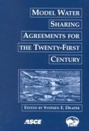 Model water sharing agreements for the twenty-first century PDF