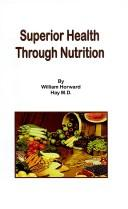 Superior Health Through Nutrition PDF