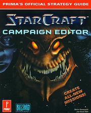 Starcraft Campaign Editor PDF