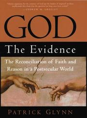 God the Evidence by Patrick Glynn