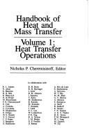 Handbook of Heat and Mass Transfer
