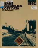 Means Assembles Cost Data, 1992 PDF