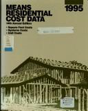 Means Residential Cost Data 1995 (Means Residential Cost Data) PDF