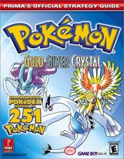 Pokemon Gold, Silver, and Crystal PDF