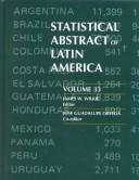 Statistical Abstract of Latin America PDF