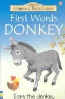First Words Donkey (Farmyard Tales Card Games)