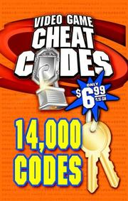 Video Game Cheat Codes PDF